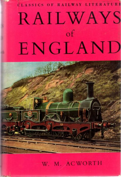 Image for Railways of England