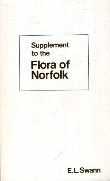 Image for Supplement to the Flora of Norfolk