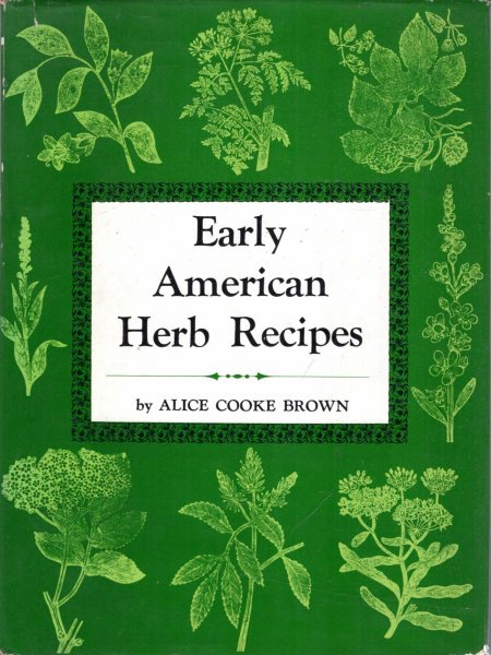 Image for Early American Herb Recipes