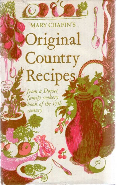Image for Mary Chafin's Original Country Recipes