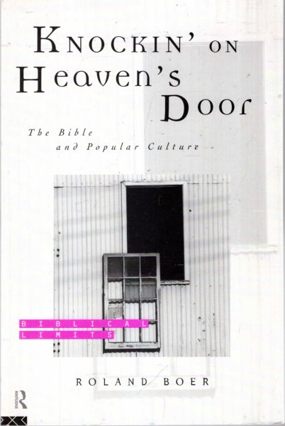 Image for Knockin' on Heaven's Door : The Bible and Popular Culture