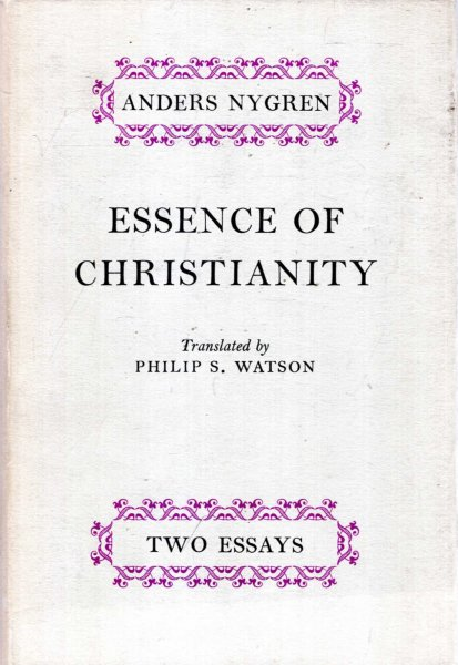 Image for Essence of Christianity, two essays