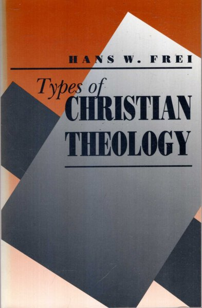 Image for Types of Christian Theology