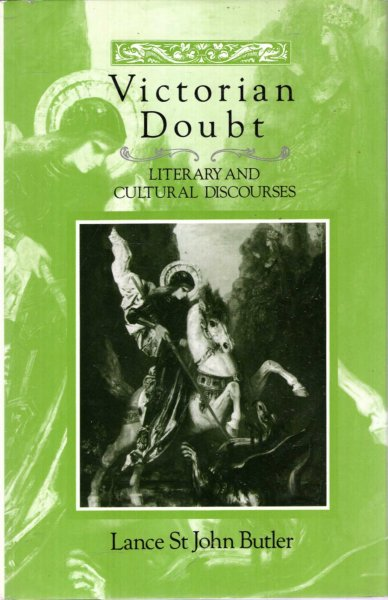 Image for Victorian Doubt : Literary and Cultural Discourses