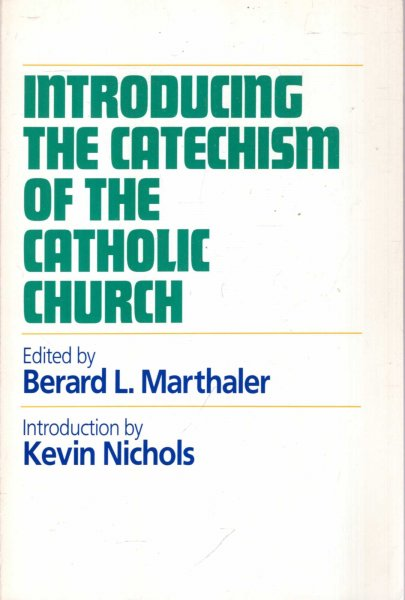 Image for Introducing the Catechism of the Catholic Church
