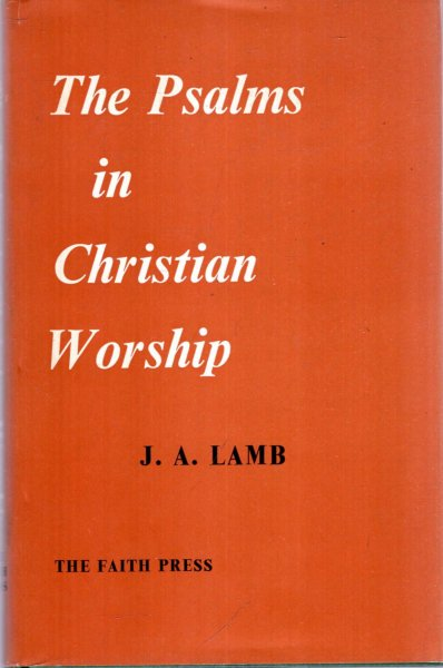 Image for The Psalms in Christian Worship