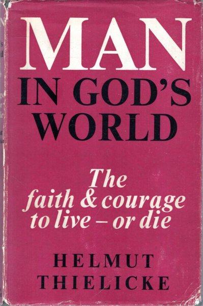 Image for Man in God's World