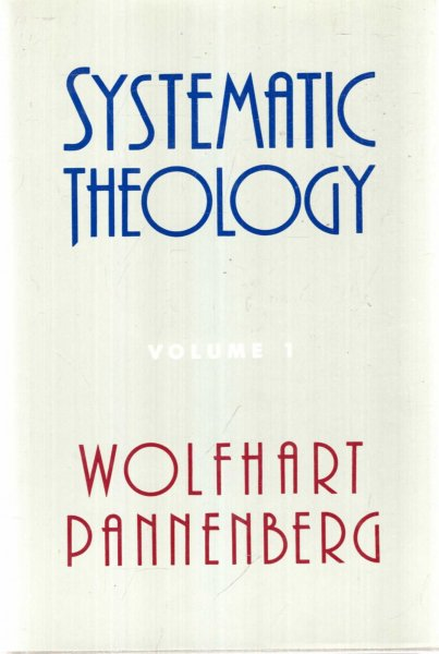 Image for Systematic Theology (Volume 1)