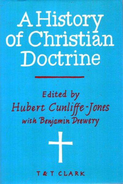 Image for A History of Christian Doctrine