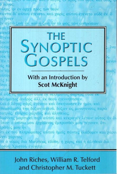 Image for The Synoptic Gospels