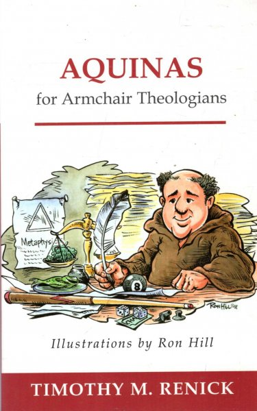 Image for Aquinas for Armchair Theologians