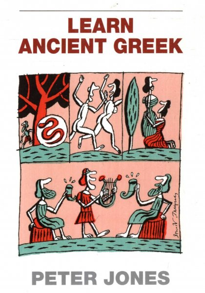 Image for Learn Ancient Greek