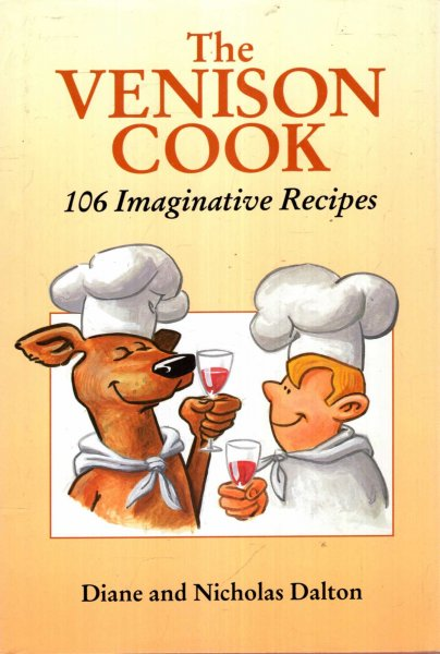 Image for The Venison Cook : 106 Imaginative Recipes
