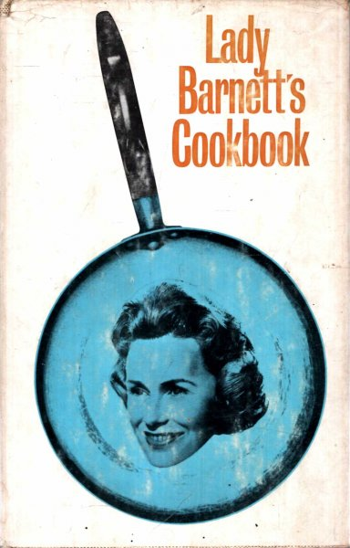 Image for Lady Barnett's Cookbook
