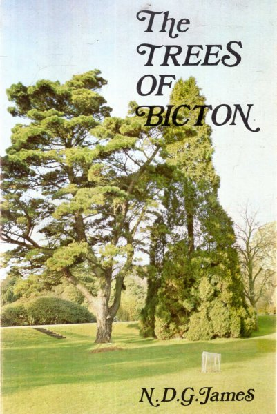 Image for The Trees of Bicton