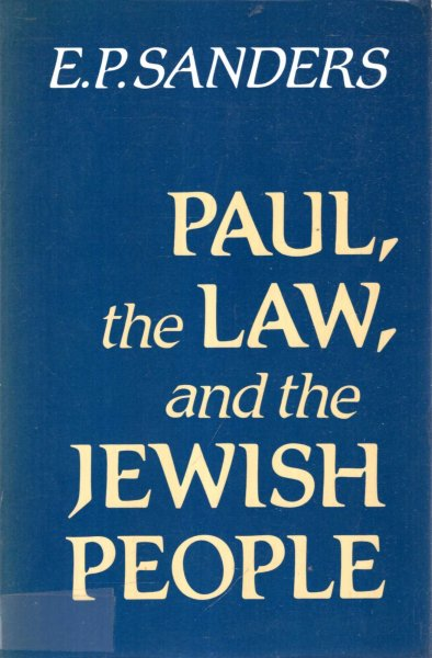 Image for Paul, the Law, and the Jewish People