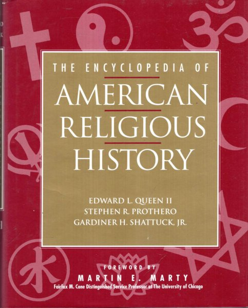 Image for The Encyclopedia of American Religious History