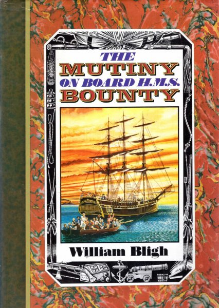 Image for The Mutiny on Board H.M.S. Bounty, 1789