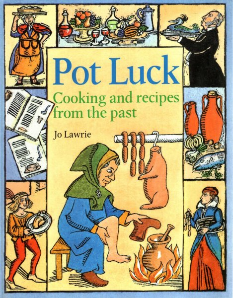Image for Pot Luck : Cooking and Recipes from the Past