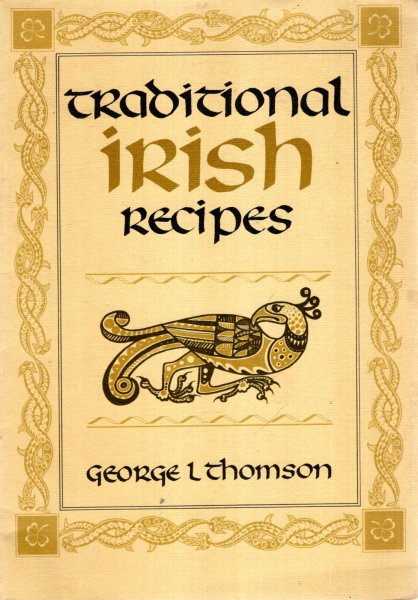 Image for Traditional Irish Recipes