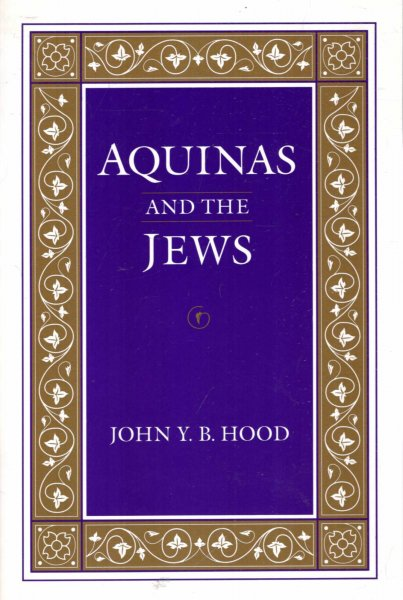 Image for Aquinas and the Jews