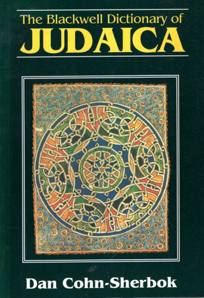 Image for The Blackwell Dictionary of Judaica
