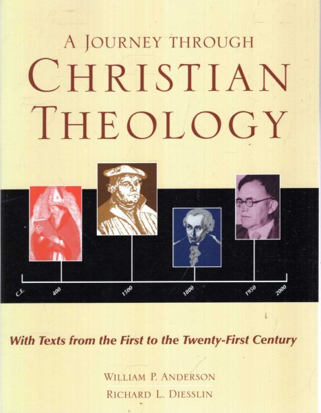 Image for A Journey Through Christian Theology