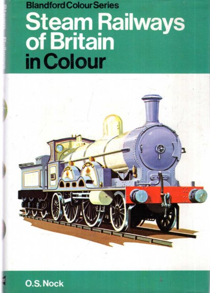 Image for Steam Railways of Britain in Colour