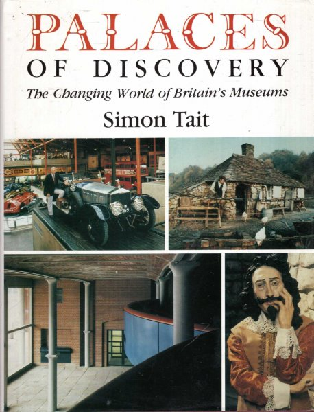 Image for Palaces of Discovery: Changing World of Britain's Museums