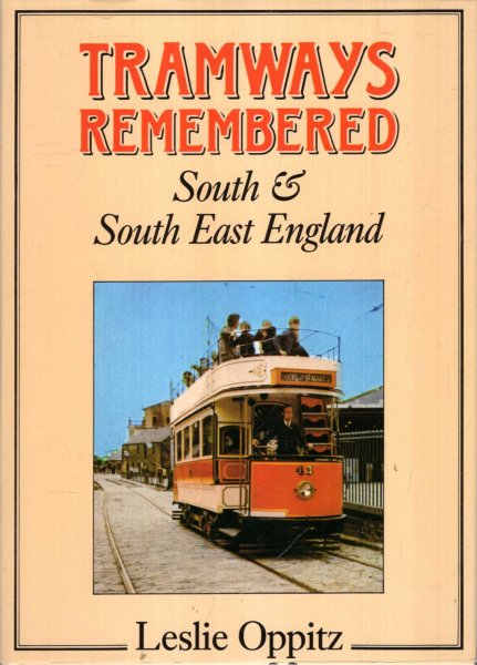 Image for Tramways Remembered : South & South East England
