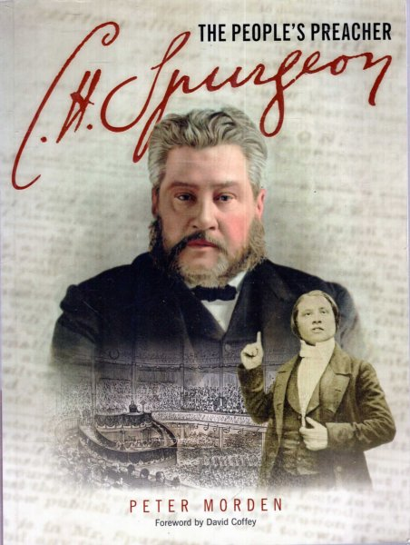 Image for C H Spurgeon - The People's Preacher