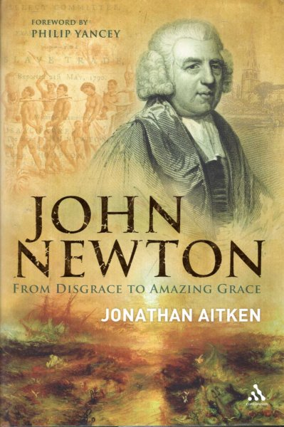 Image for John Newton: From Disgrace to Amazing Grace