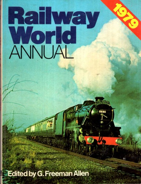 Image for Railway World Annual 1979
