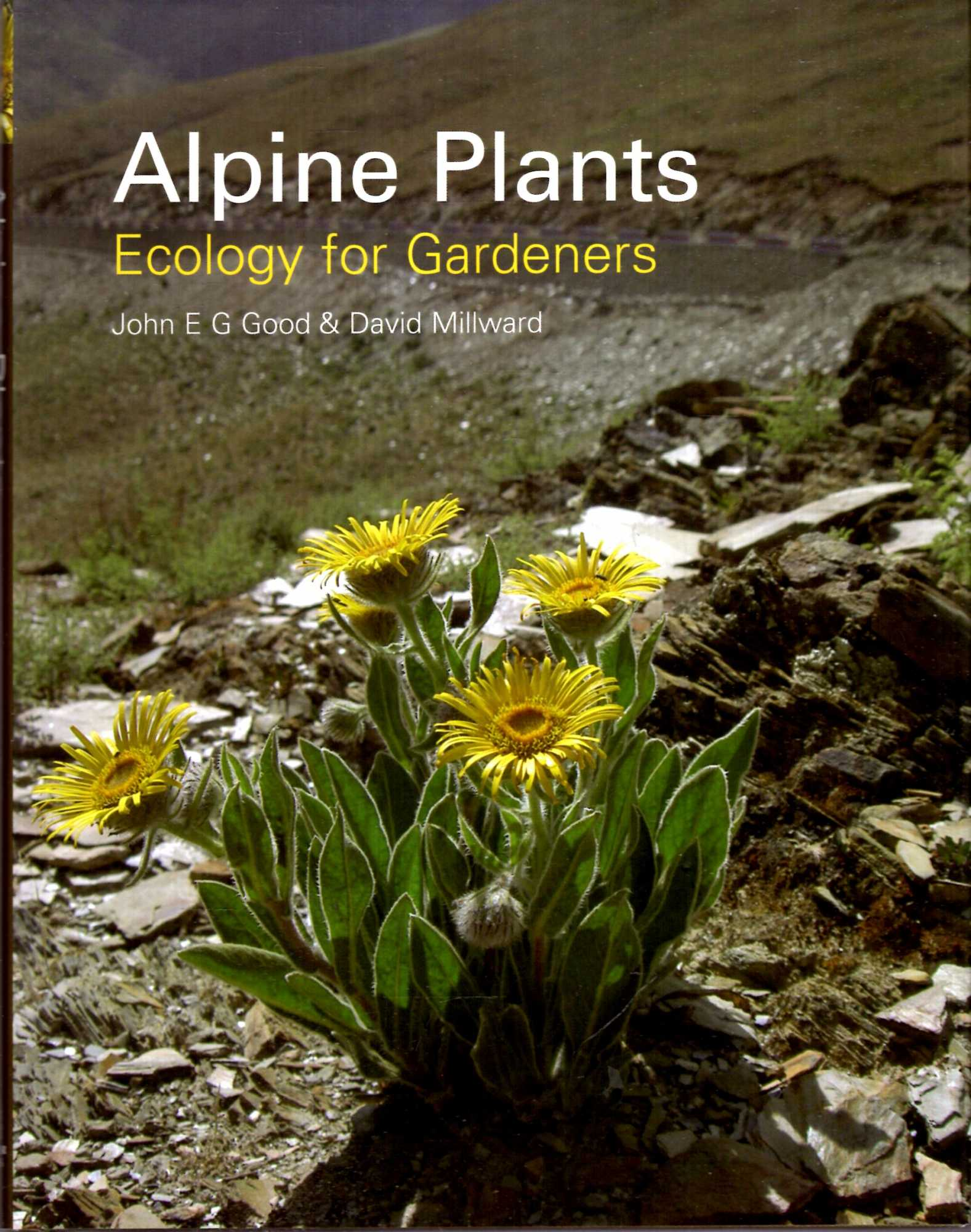 Image for Alpine Plants : Ecology for Gardeners
