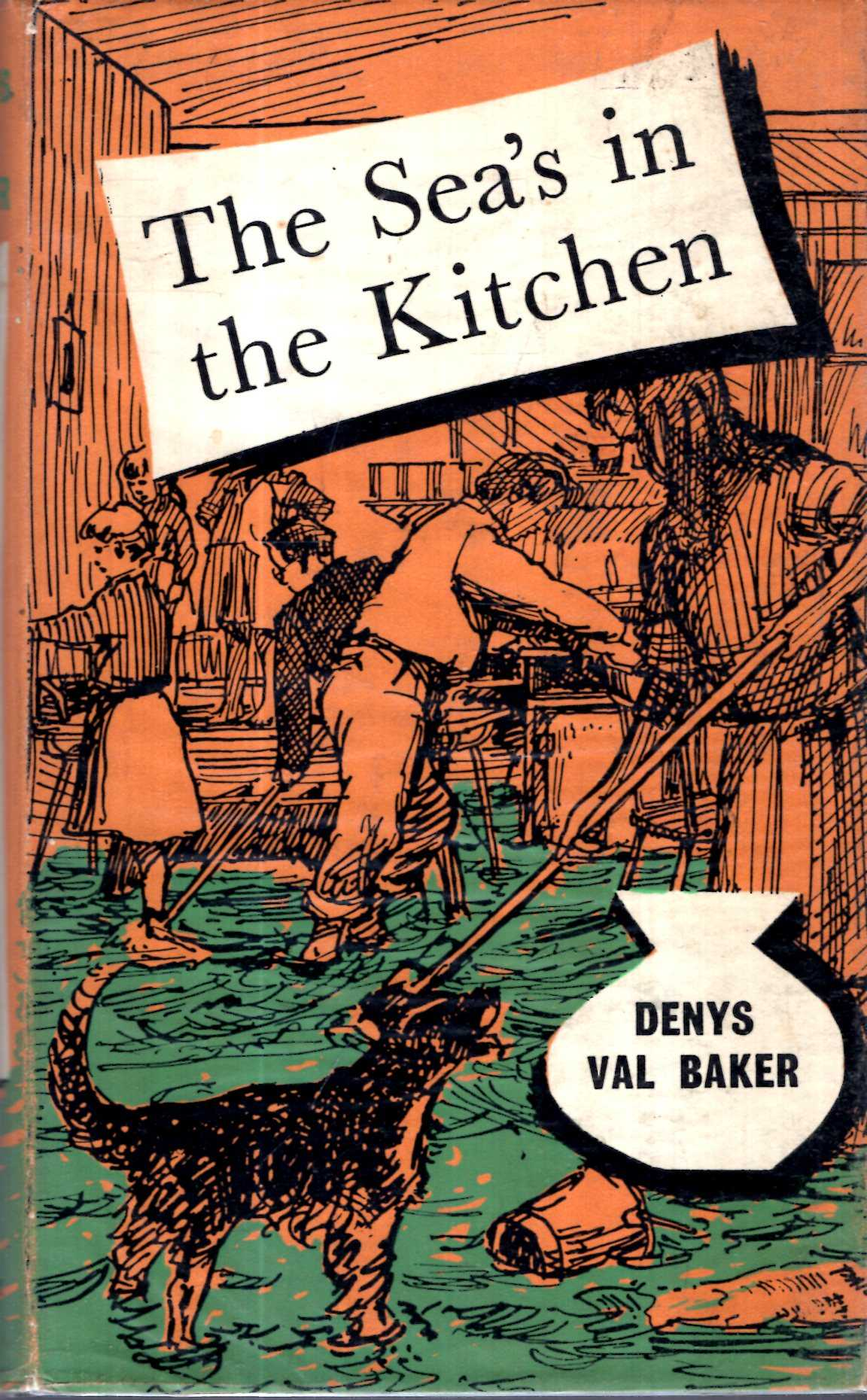 Image for The Sea's in the Kitchen