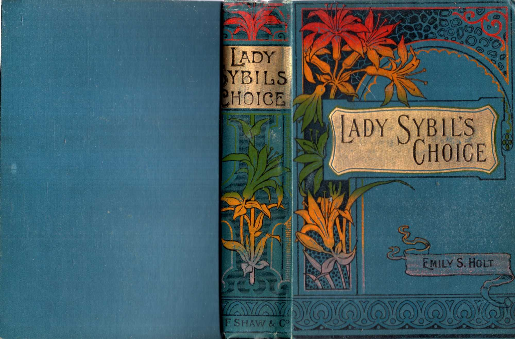 Image for Lady Sybil's Choice, a tale of the Crusades