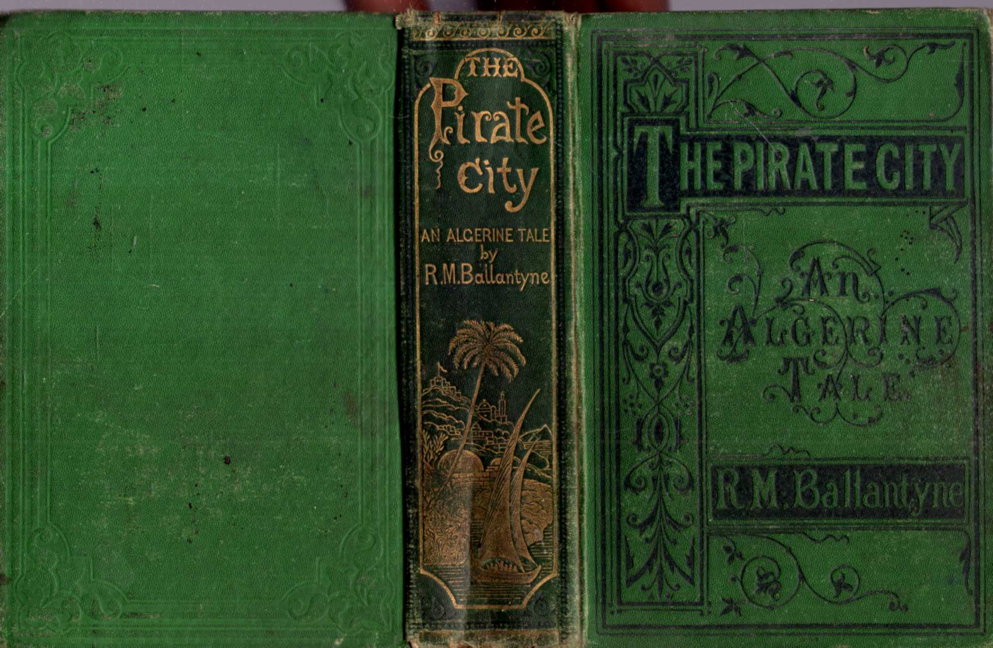 Image for The Pirate City ; an Algerine tale