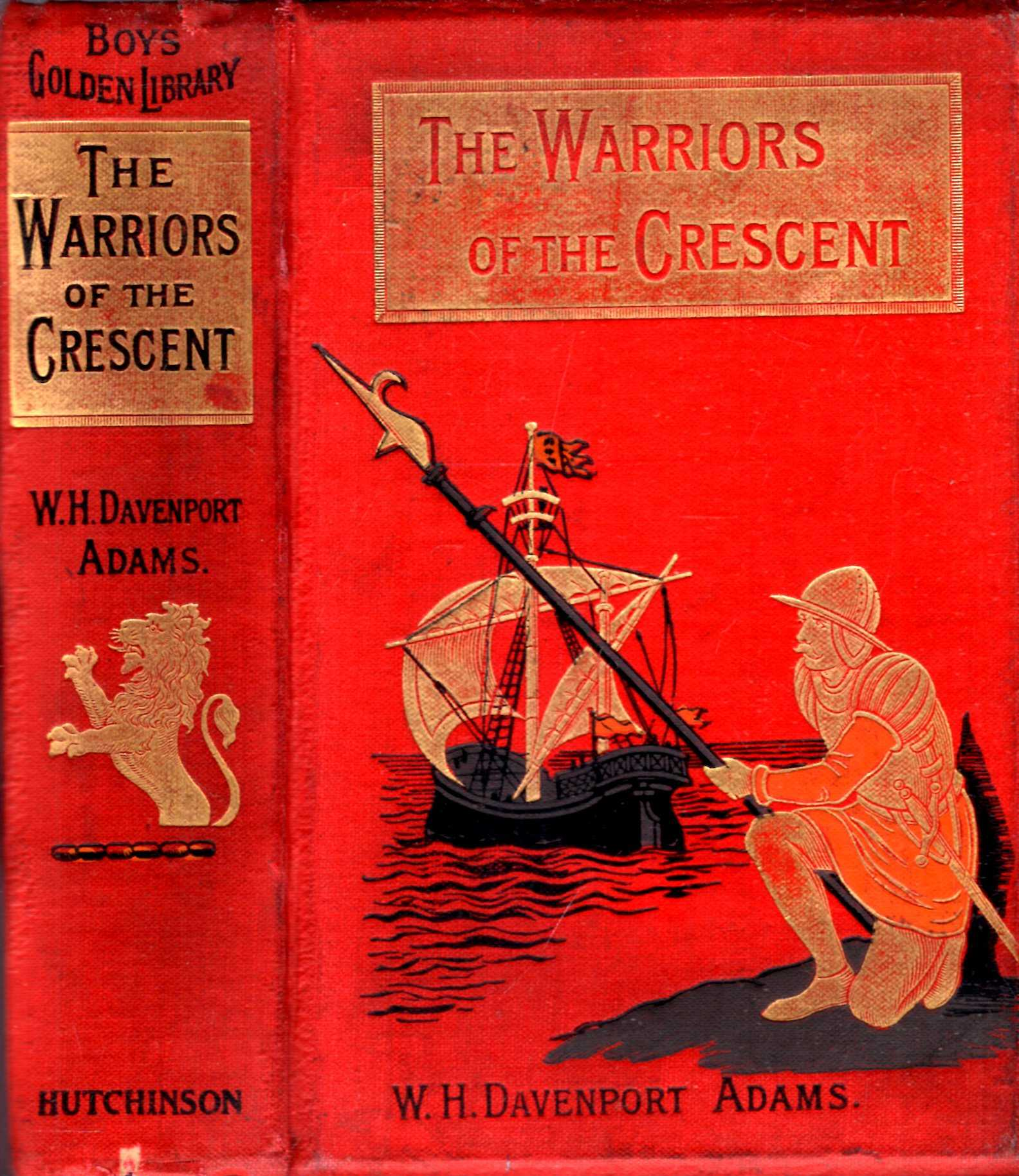 Image for The Warriors of the Crescent