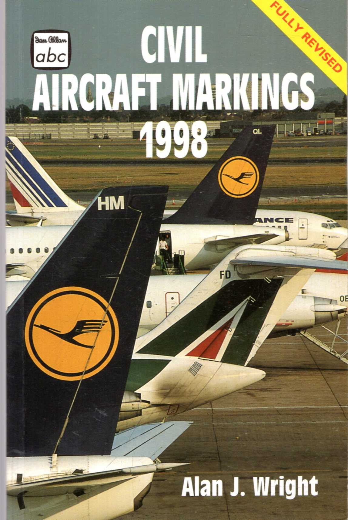 Image for Civil Aircraft Markings 1998