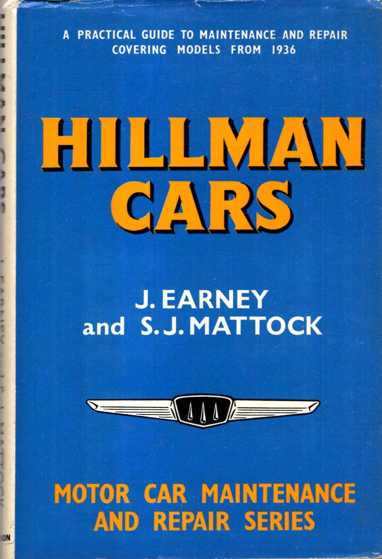 Image for Hillman Cars : a practical guide to maintenance and repair covering models from 1936
