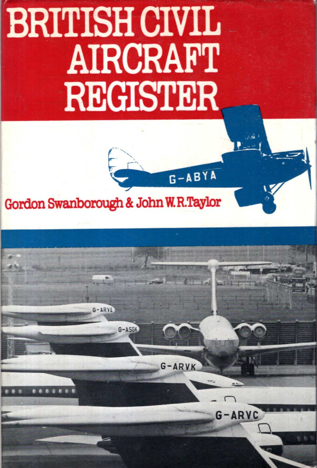 Image for British Civil Aircraft Register