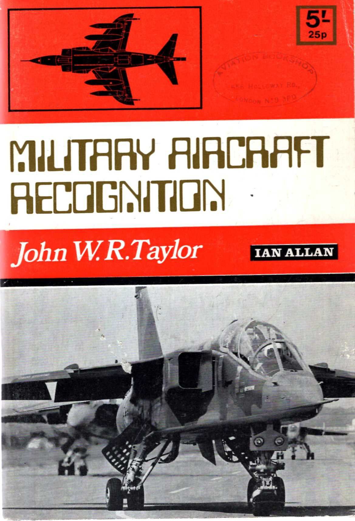 Image for Military Aircraft Recognition 1970