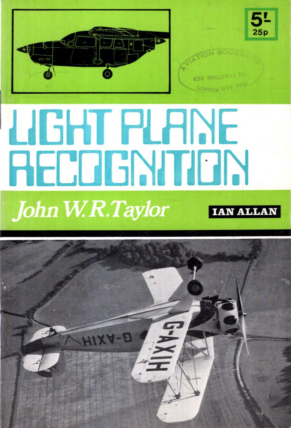 Image for Light Plane Recognition 1970