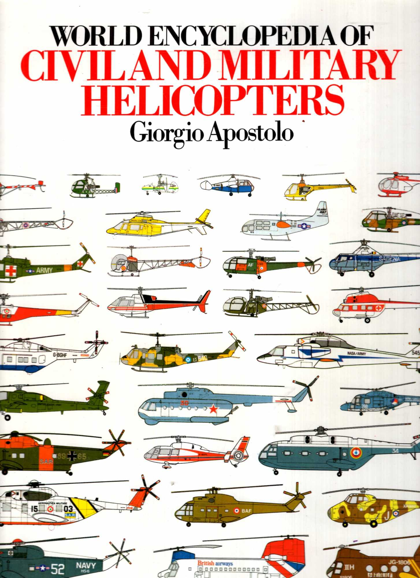 Image for World Encyclopaedia of Civil and Military Helicopters