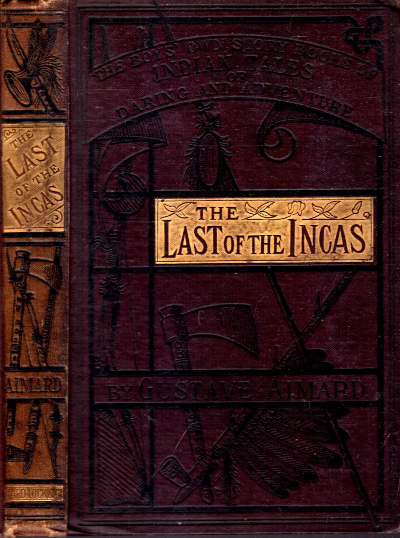 Image for The Last of the Incas