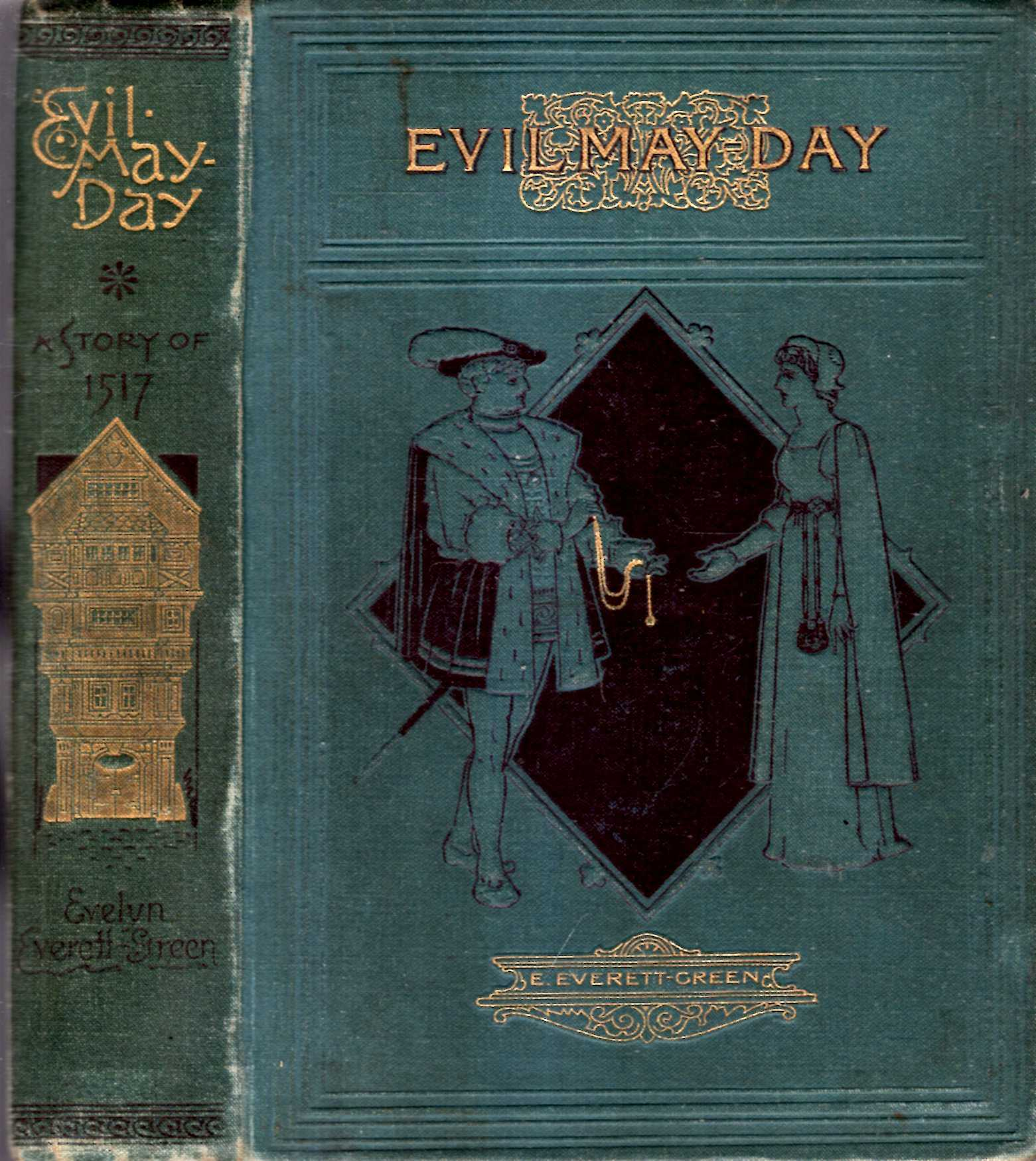 Image for Evil May Day - a story of 1517