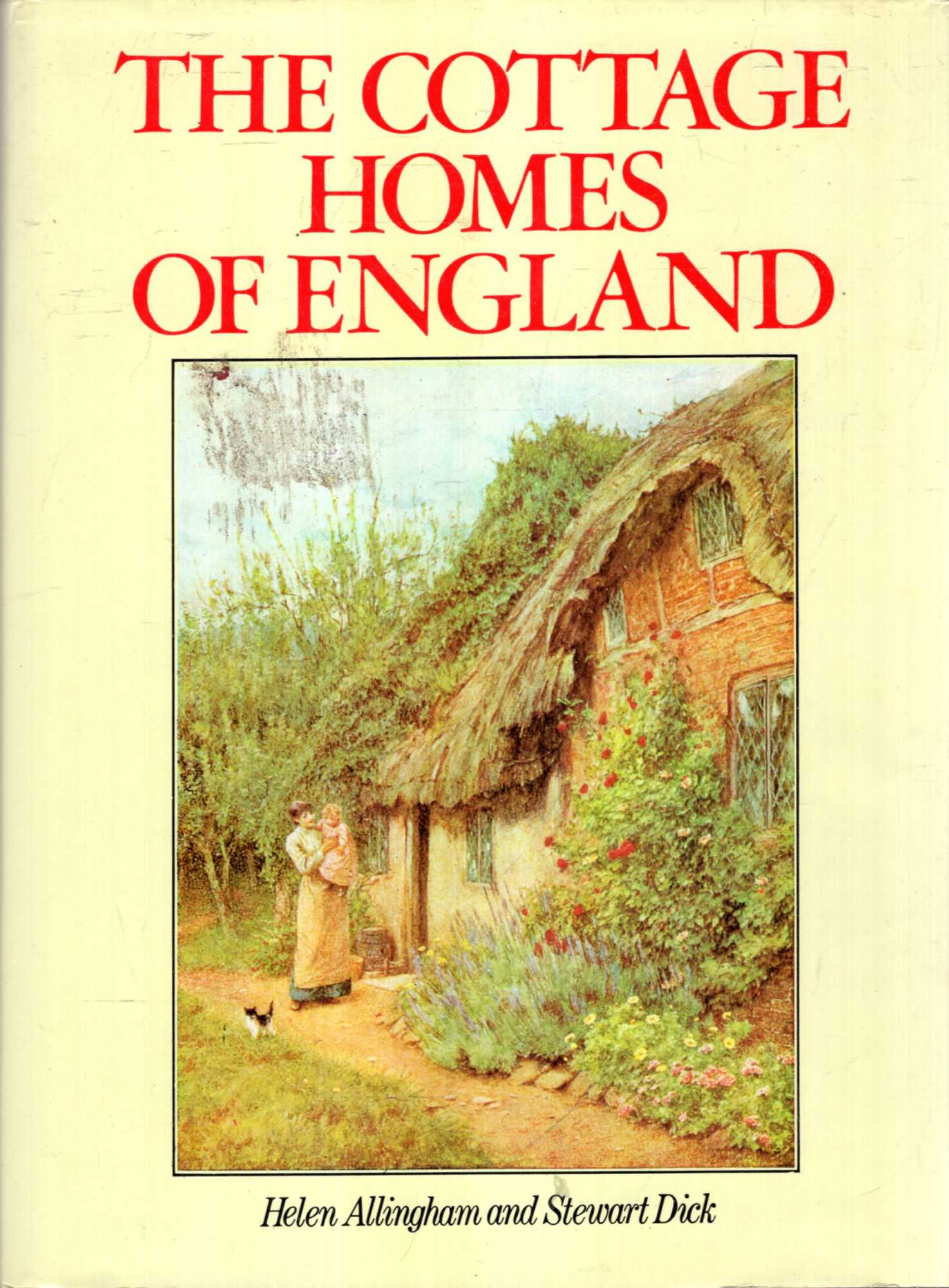 Image for The Cottage Homes of England
