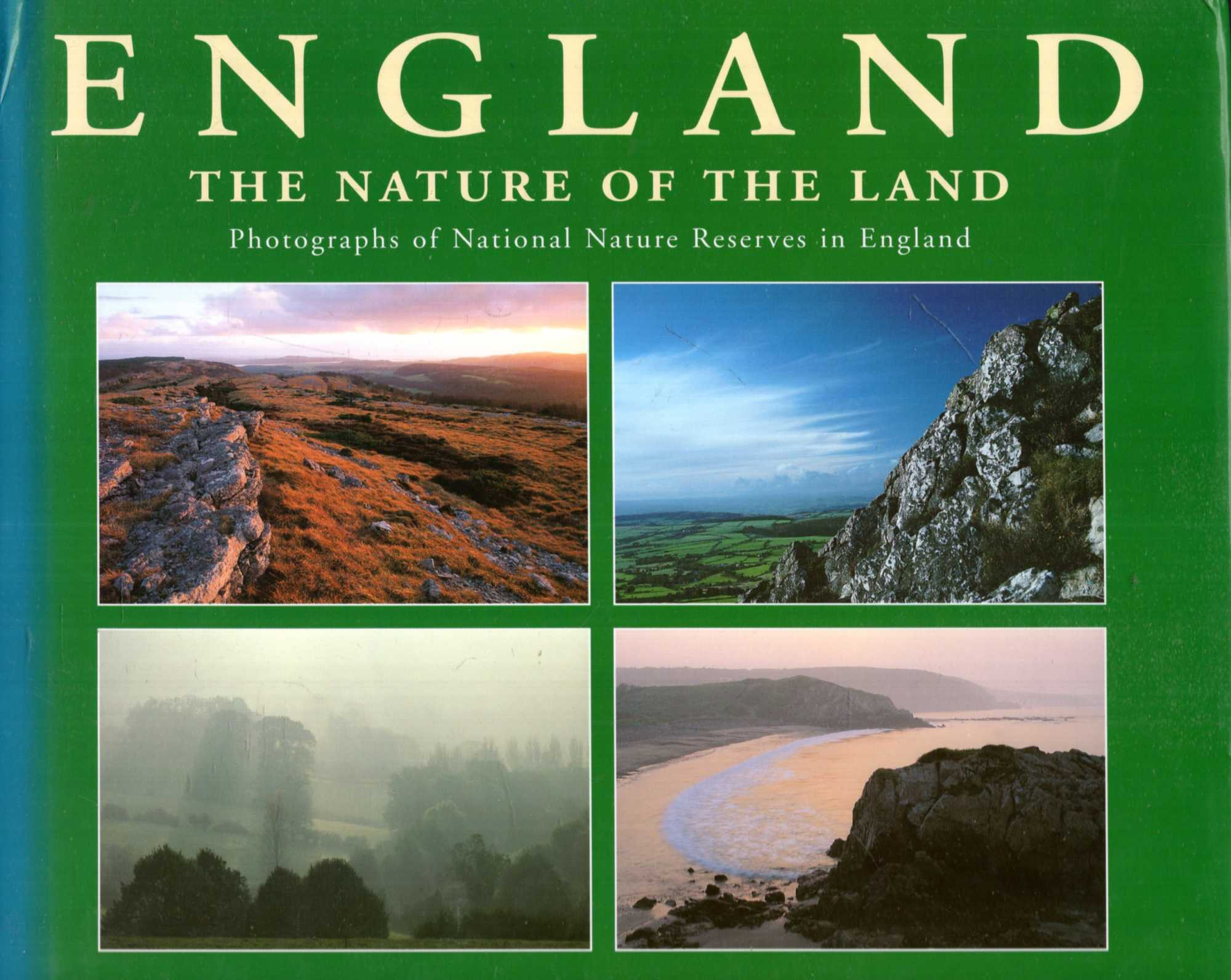 Image for England: The Nature of the Land, photographs of National Nature Reserves in England
