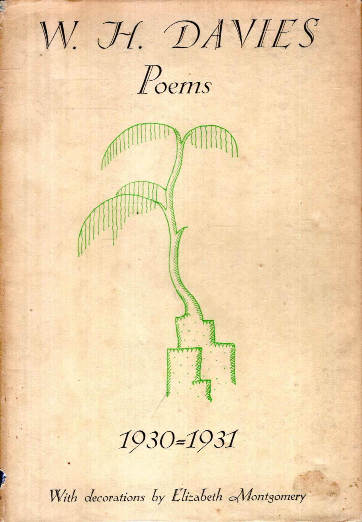 Image for Poems 1930-31