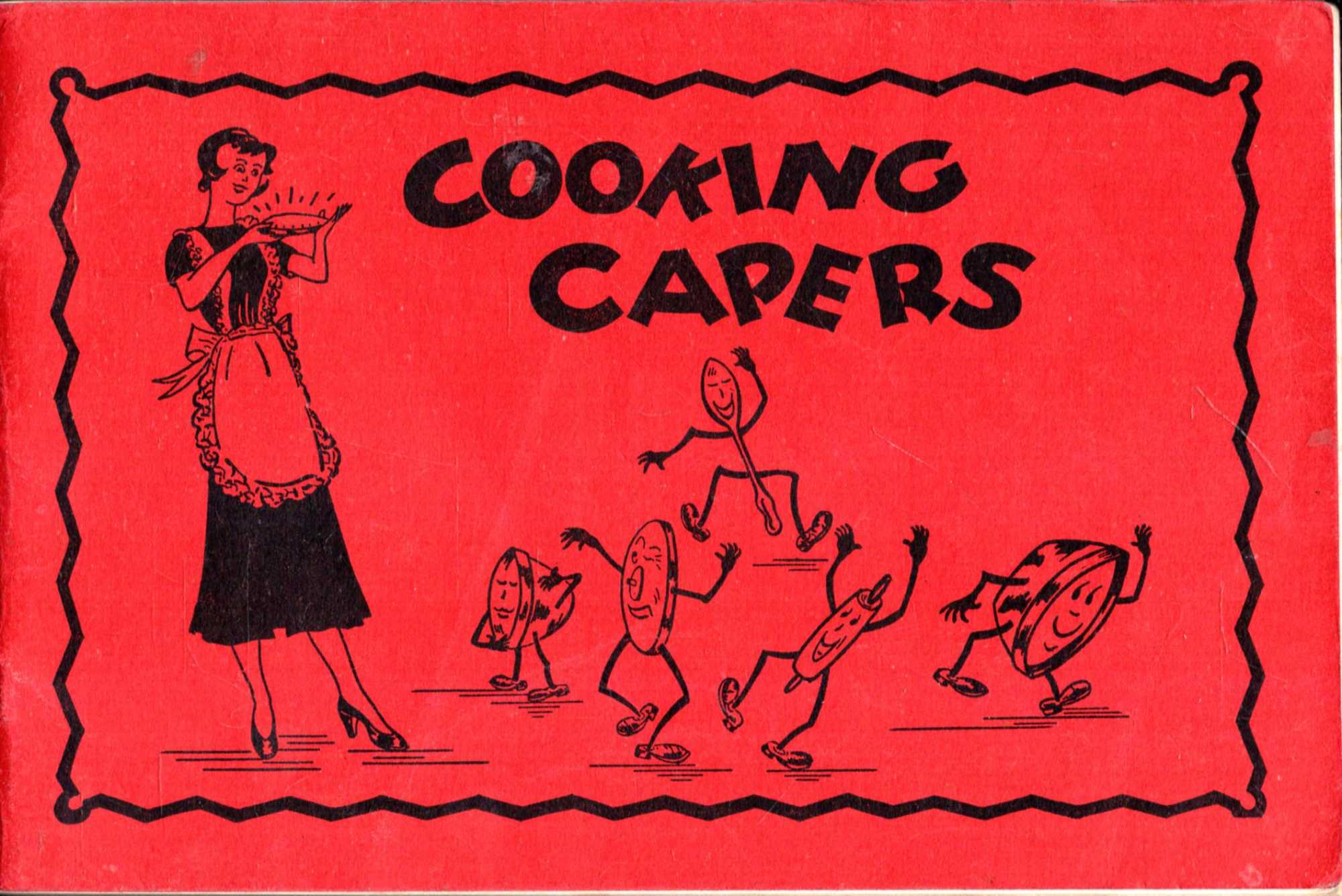 Image for Cookery Capers